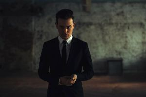 Moriarty. In darkness by NellieSchwarz