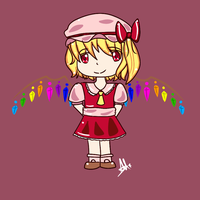 Flandre Scarlet by MioAis