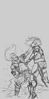 Fighting by ivo0599