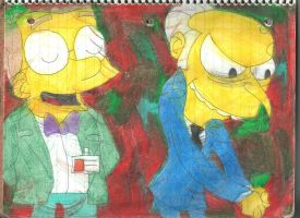 Burns Smithers 7 by RozStaw57