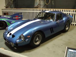 Ferrari 250 GTO by Aya-Wavedancer