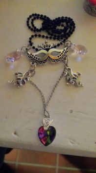 Winter Palace Necklace by ImeaHatake