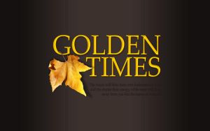 Golden Times by ToGa-Design