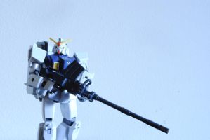 RX-79 (G) Ground Type Gundam by TheQuestionMarksKiss