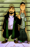 UNUSUAL SUSPECTS by angelgaby