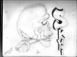 Skull by SoliDeo