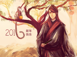 Chinese New Year by blanket-walrus
