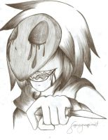 EYELESS JACK by superenguanapianist