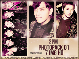 2PM - PHOTOPACK#01 by JeffvinyTwilight