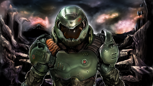 DOOM by ImGerik