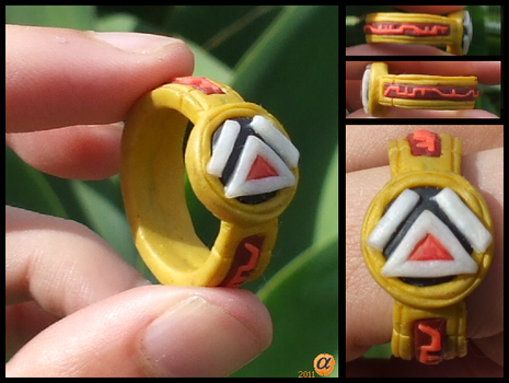 Runescape - Ring of Kinship by ApricotProductions