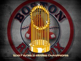 2007 WORLD SERIES CHAMPIONS by Wolverine080976