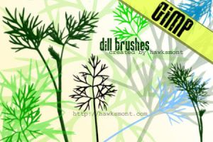 GIMP: Dill by hawksmont