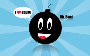Mr. Bomb by Cass0uh