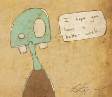 I hope you have a better week by molecularchaos