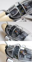 A-6 Cockpit details by NavJAG