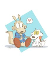 Rocko Modern Life Fan :D by ReiLiz