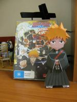 Ichigo Papercraft by Shinigamichick39