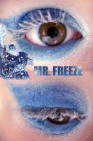 Mr. Freeze Makeup by Steffmiesterx13