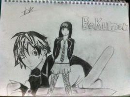 Bakuman by thiphobia