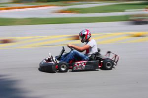 Karting by zombaq