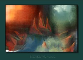The Meeting Place by DigitalPainters