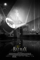 The Batman poster by MessyPandas