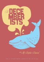 Decemberists Poster No. 2 by goodmorningvoice