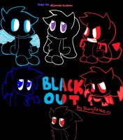 Black Out by Junka-speed