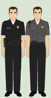 Police Officers by bar27262