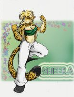 Sheera colored by Tabikat