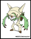 652 - Chesnaught by Winter-Freak