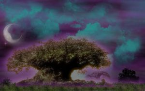 magical tree by sancha310sp