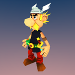 Asterix by madPXL