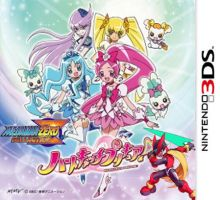 Heartcatch Precure and Megaman Zero 3DS by isaacyeap