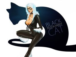 Black Cat by tranmonster