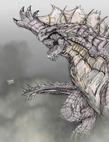 Varan (Legendary Era) by AVGK04