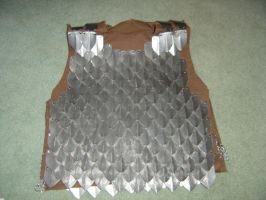 Scale Hauberk by SteamViking