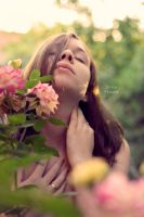Flower sister2 by fae-photography