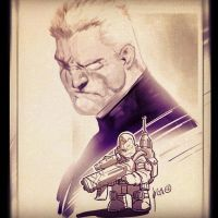 Cable commish by joverine