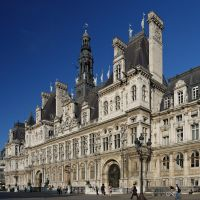 Hotel de Ville Paris by gen2oo9