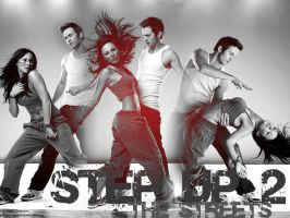 Step up 2: The streets ver.3 by michelle1206
