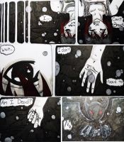 Blood Red Tears page 1 by TheEvilTeaDrinker
