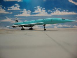 Conceptual Concorde by TomCatDriver
