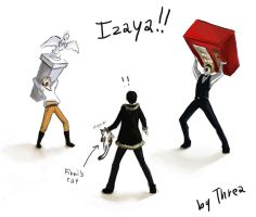Izayaaa by Threa
