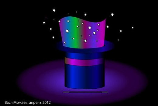 Magic Hat by mozhay2005
