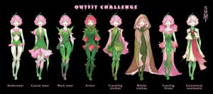 Outfit challenge by Smoxt