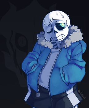 Sans Redraw by KelCasual