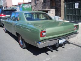1968 Plymouth Belvedere IV by Brooklyn47