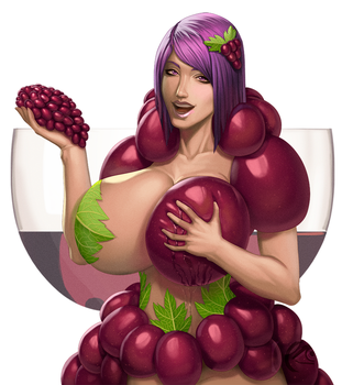 Grape by mangrowing
